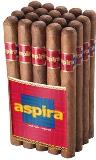 Aspira Churchill Natural cigars made in Honduras. 3 x Bundle of 20, 60 total. Free shipping!