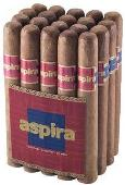 Aspira Toro cigars made in Honduras. 3 x Bundle of 20. Free shipping!