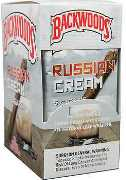 Backwoods Russian Cream Foil Fresh Cigars, 64 x 5 Pack. Free shipping!