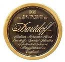 Davidoff English Mixture Pipe Tobacco. 50 g tin.