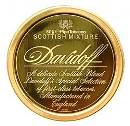 Davidoff Scottish Mixture Pipe Tobacco. 50 g tin.