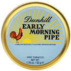 Dunhill Early Morning Pipe Tobacco. 50 g tin.