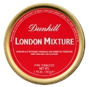 Dunhill London Mixture Pipe Tobacco. 50 g tin.