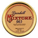 Dunhill My Mixture 965 Pipe Tobacco. 50 g tin.