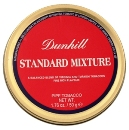 Dunhill Standard Mixture Pipe Tobacco. 50 g tin.