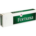 Fortuna Menthol Box cigarettes made in USA, 5 cartons, 50 packs. Freshness guaranteed.