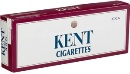 Kent 100 Full Flavor cigarettes made in USA, 3 cartons, 30 packs. Free shipping!