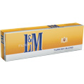 L&M Turkish Blend Box cigarettes made in USA,  3 cartons, 30 packs. Free shipping!