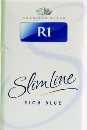 6 cartons of R1 Slim Line cigarettes made in Germany, 60 packs. Only £38.49 per carton!