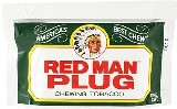 Red Man Plug Chewing Tobacco made in USA, 10 x 56.7 g pouches, 567 g total. Free shipping!