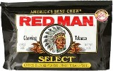 Red Man Select Chewing Tobacco made in USA, 10 x 85 g pouches, 850 g total. Free shipping!