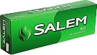 Salem Menthol Box cigarettes made in USA, 3 cartons, 30 packs. Free shipping!